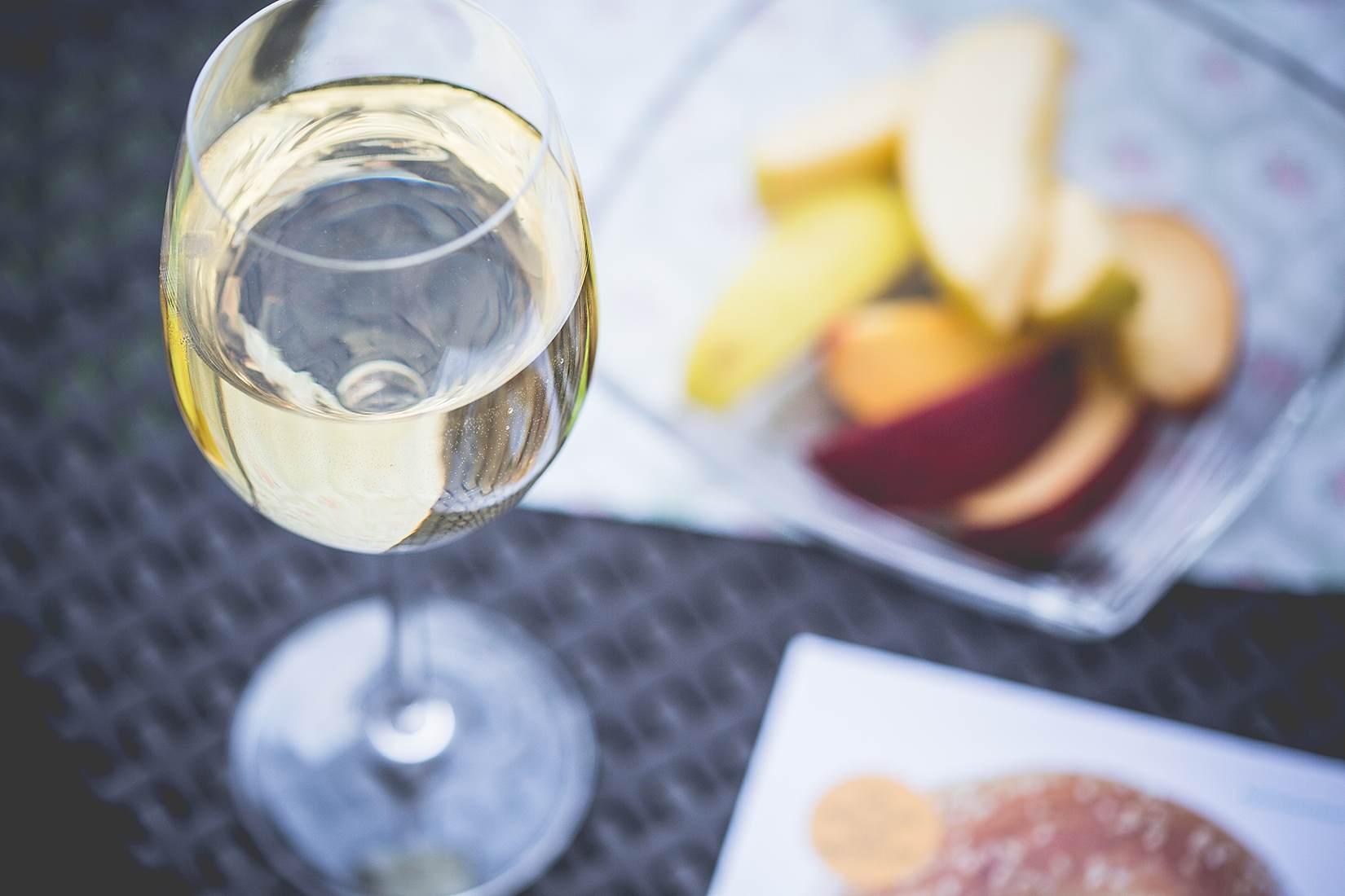 wine glass naples